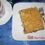 Kataifi with Walnuts and Syrup Recipe