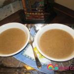 Cream of Wheat Simit Halva Mammounieh Recipe
