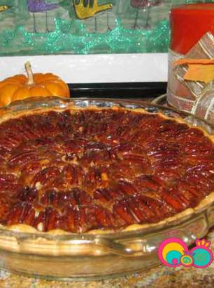 Pecan Pie fit for that Thanksgiving table.