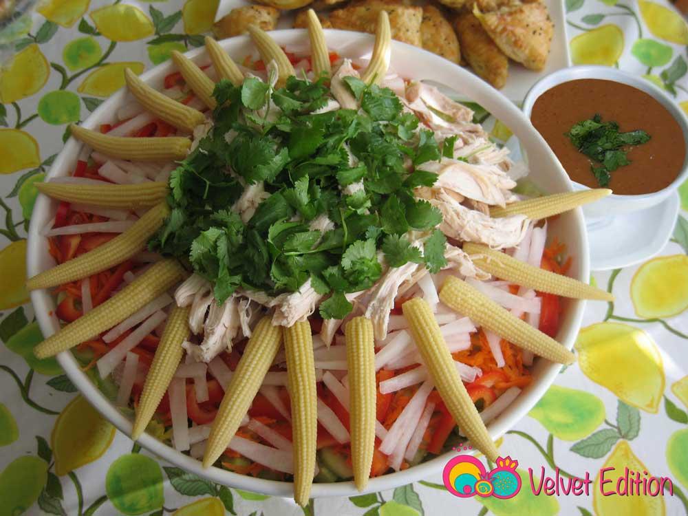Asian-Chicken-Noodle-Salad