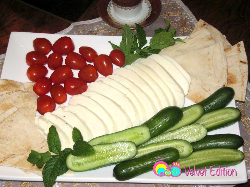 Halloumi Cheese - Homemade
