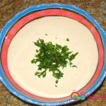 Pour into a serving bowl and serve.