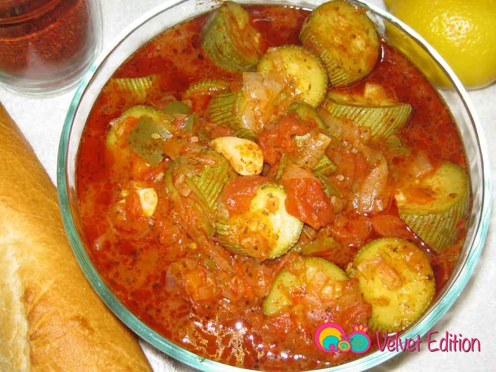 Zucchini Ragout