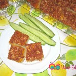Cheese Zaatar and Red Pepper Paste Appetizer