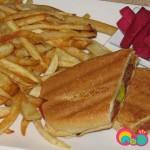 Soujouk sandwich